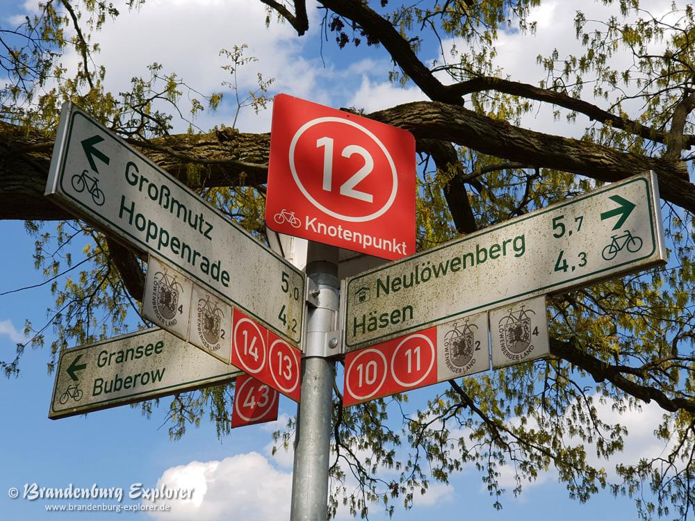 Brandenburg Explorer Radwanderwege In Brandenburg