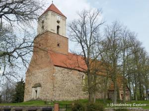 Wehrkirche in Gerswalde