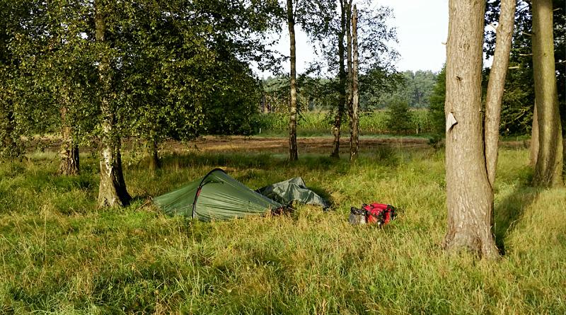 Wild Campen im Wendland