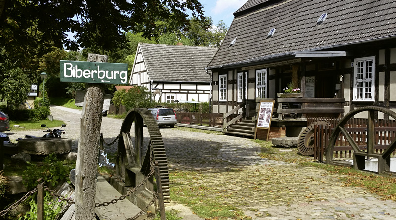 Klostermühle in Boitzenburg